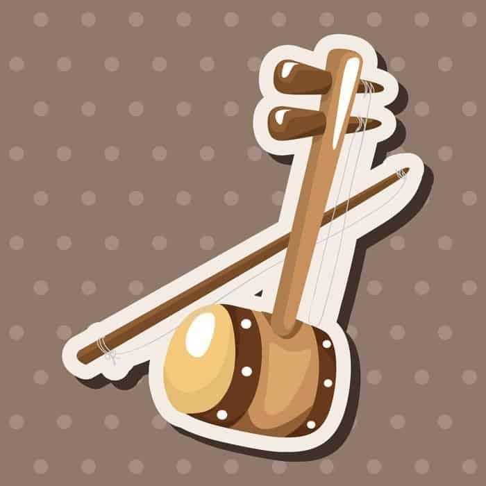 violín erhu chino 2