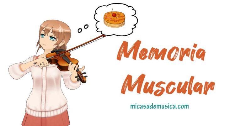 La «memoria muscular»: lo bueno y lo malo