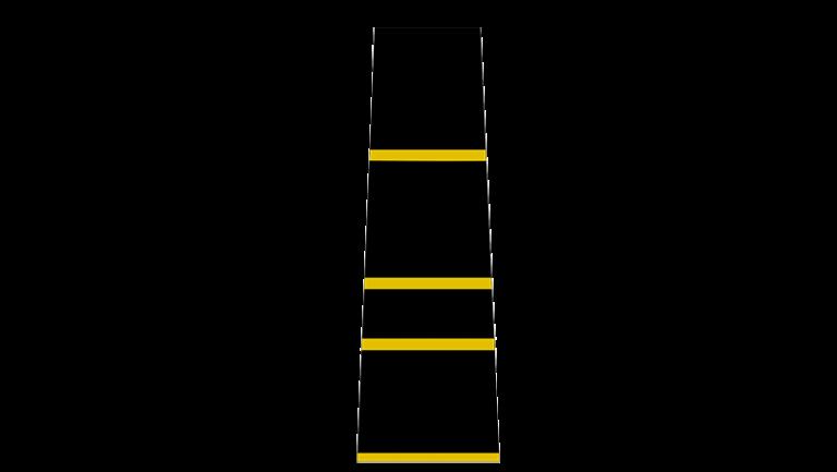 Líneas guía para principiantes de violín 4/4, 3/4, 12 7 1/4 imprimibles